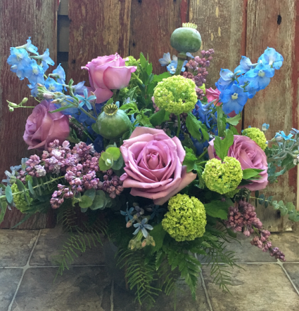Spring Emotions Vase Arrangement