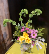 Spring Enchantment Floral Arrangement
