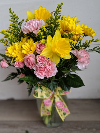 Spring Explosion Fresh Arrangement