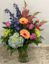 Spring Favorites Floral Bouquet