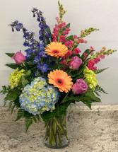Spring Favorites Floral Bouquet