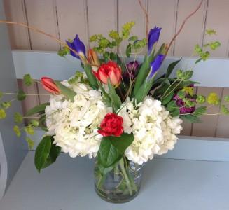 Spring Garden Vase