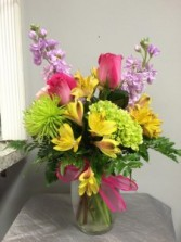 Brighten Her Day  Arrangement