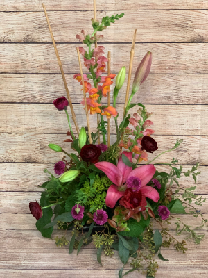 Spring Fever  Tall Mixed  in Roanoke, VA | Flowers By Eddie