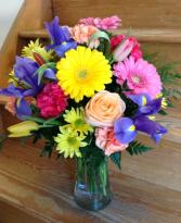 Spring Fever Vase Arrangement