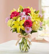 Spring Fields Vase Arrangement
