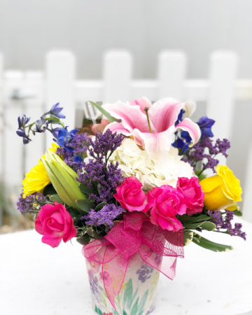 Spring Fling Arrangement