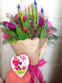Spring Fling Bouquet Valentine's