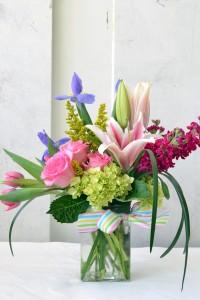 Spring Fling Fresh Arrangement