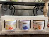 Spring Fling Trio Candle set  Candle Set
