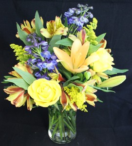 Spring Fling Vase Arrangement