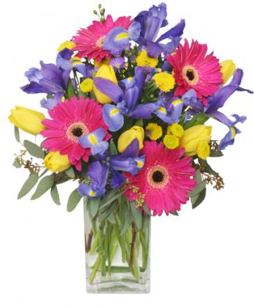 Spring fling Vase Arrangement