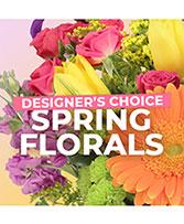 Spring Florals Designer's Choice