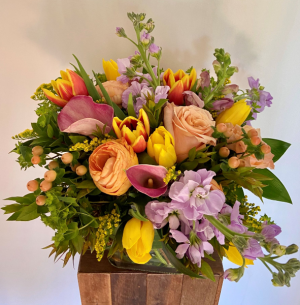 Spring Florist's Choice  in Nashville, TN | BLOOM FLOWERS & GIFTS