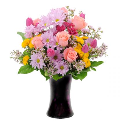 Spring Flourish Arrangement