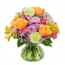Spring Galore Fresh Flower Arrangement