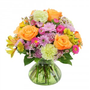 Spring Galore Arrangement in Roswell, NM | BARRINGER'S BLOSSOM SHOP