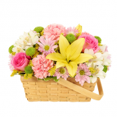 Spring Garden Basket Everyday
