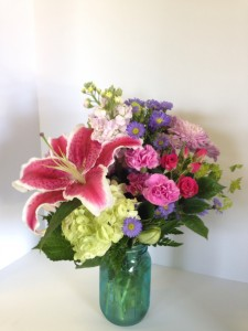 Spring Garden Bouquet  in Oak Harbor, WA | MIDWAY FLORIST