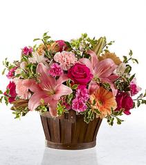 .Spring Garden Bouquet