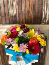 Summer Garden Box
