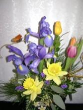 Spring Garden Easter