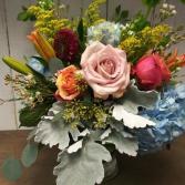 Spring Garden Vase Spring Vase
