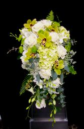 Spring Green! Bridal Bouquet