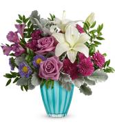 Spring In Your Step Bouquet All-Around Floral Arrangement