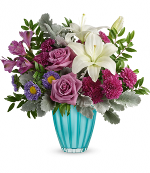 Spring In Your Step Bouquet All-Around Floral Arrangement in Winnipeg, MB | KINGS FLORIST LTD
