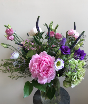 Spring Indulgence Vase Arrangement in Northport, NY | Hengstenberg's Florist