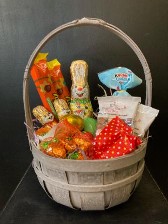 Spring into Easter Easter Basket