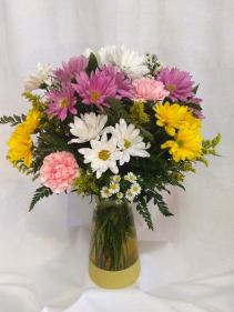 Spring Into Summer Fresh Flowers