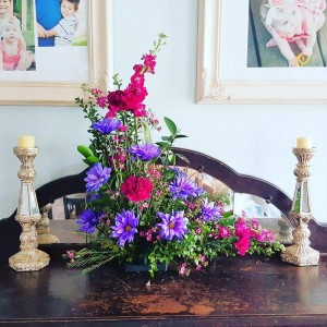 Spring is Here Arrangement  in Milwaukie, OR | Poppies and Paisley Events
