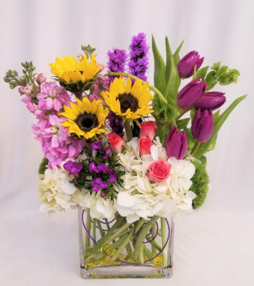 Spring is Here Arrangement