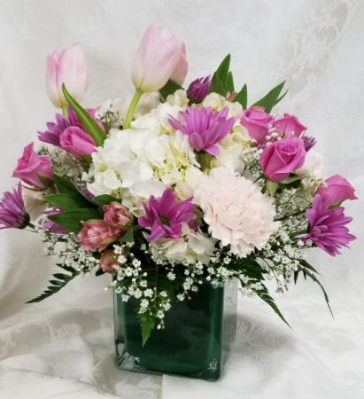 Spring is in the air! Bouquet Spring/Summer fresh flowers