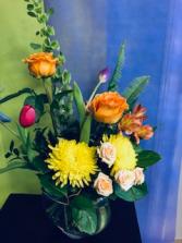 spring is in the air Flower Arrangement