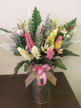 Spring Is In The Air Silk Arrangement