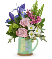 Spring is Served Bouquet T21E205A