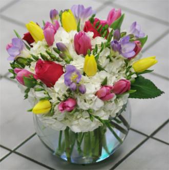 Spring Jubilee Arrangement