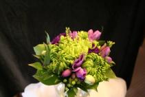 spring love bridal bouquet
