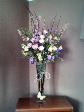 Spring Love large arrangement for spring or summer event