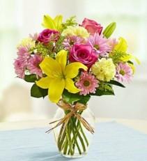 Spring Meadow Vase