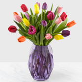 Spring Morning Tulip Arrangement