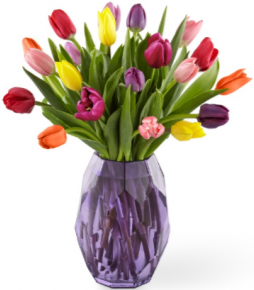 Spring Morning Tulip Bouquet