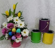 Spring Paint Can