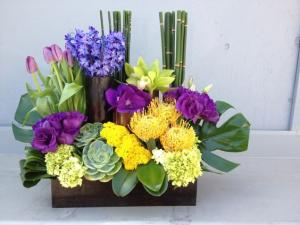 Spring Paradise   in Oakville, ON | ANN'S FLOWER BOUTIQUE-Wedding & Event Florist
