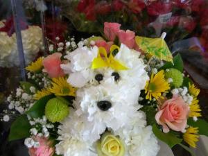 Spring Love Pup  in Sunrise, FL   FLORIST24HRS.COM