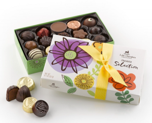 Spring Selections Chocolates Lake Champlain Chocolates in Hardwick, VT | THE FLOWER BASKET