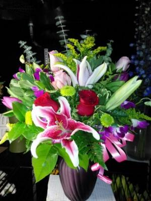 Spring Sensation  Birthday in Lauderhill, FL | A ROYAL BLOOM FLOWERS & GIFTS